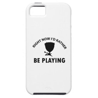 Playing the timpani iPhone SE/5/5s case