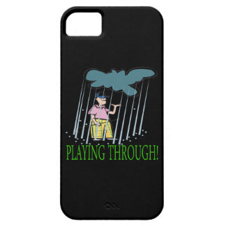Playing Through iPhone SE/5/5s Case