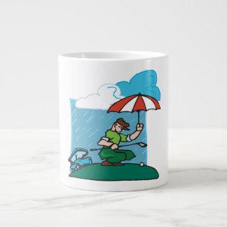 Playing Through Large Coffee Mug