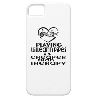 Playing Uilleann Pipes Is Cheaper Than Therapy iPhone SE/5/5s Case