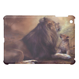 Playing With Dad Art Case for iPad iPad Mini Cases