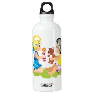 Playing With Dolls SIGG Traveler 0.6L Water Bottle