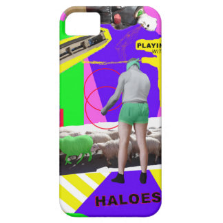 Playing with haloes iPhone SE/5/5s case