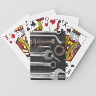 PlayingCards: mechanics bench tool Playing Cards