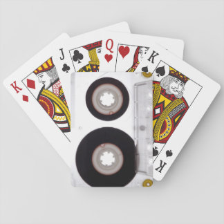 PlayingCards: Vintage Magnetic Tape Audio Cassette Playing Cards