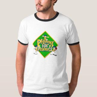Playingforpeanuts-bigTM Shirts