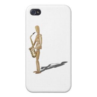 PlayingTheSaxophone020511 iPhone 4/4S Cover