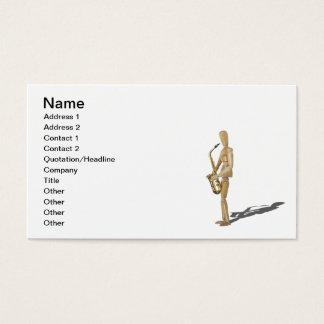 PlayingTheSaxophone020511, Name, Address 1, Add... Business Card