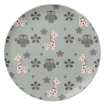Playland Dinner Plate