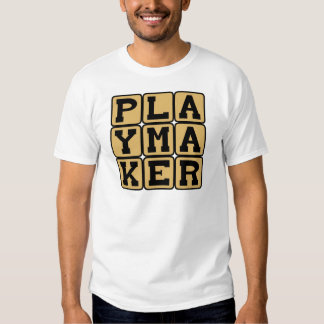 Playmaker, Sports Star or Playwright Shirt