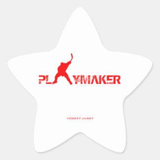 PLAYMAKER STAR STICKER