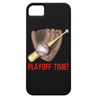 Playoff Time iPhone 5 Covers