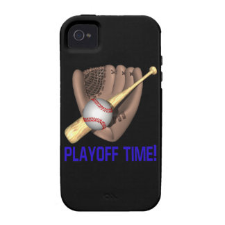 Playoff Time iPhone 4/4S Covers