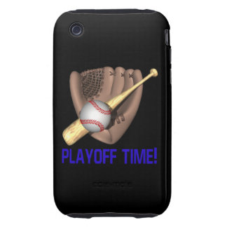 Playoff Time Tough iPhone 3 Case