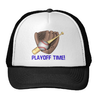 Playoff Time Trucker Hat