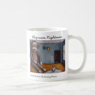 Playroom_Nightmare[1], Playroom Nightmare, By L... Classic White Coffee Mug