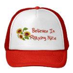 Plays Nice Trucker Hat