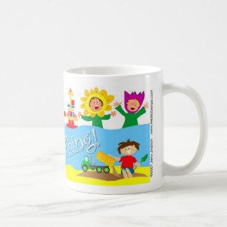 PlaysTheThing Mug