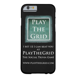 PlayTheGrid Cover Barely There iPhone 6 Case