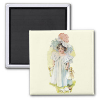 Playtime 2 Inch Square Magnet