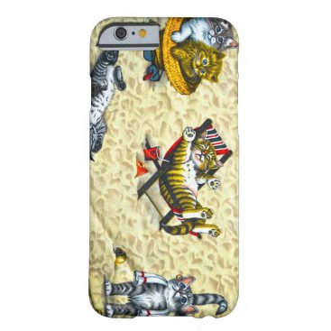 Beach Themed Playtime Barely There iPhone 6 Case