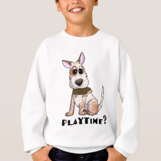 Playtime Cartoon Red Heeler Sweatshirt