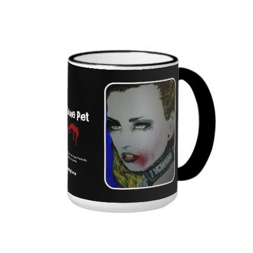 'Playtime Pet' (zombie) Mug