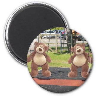 Playtime Teddy Bears Magnet