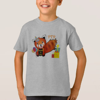 Playtime Toy Party - Roxie the Red Panda T-Shirt