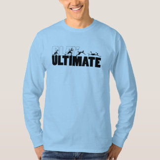 PlayUltimate+Layout Tee Shirt