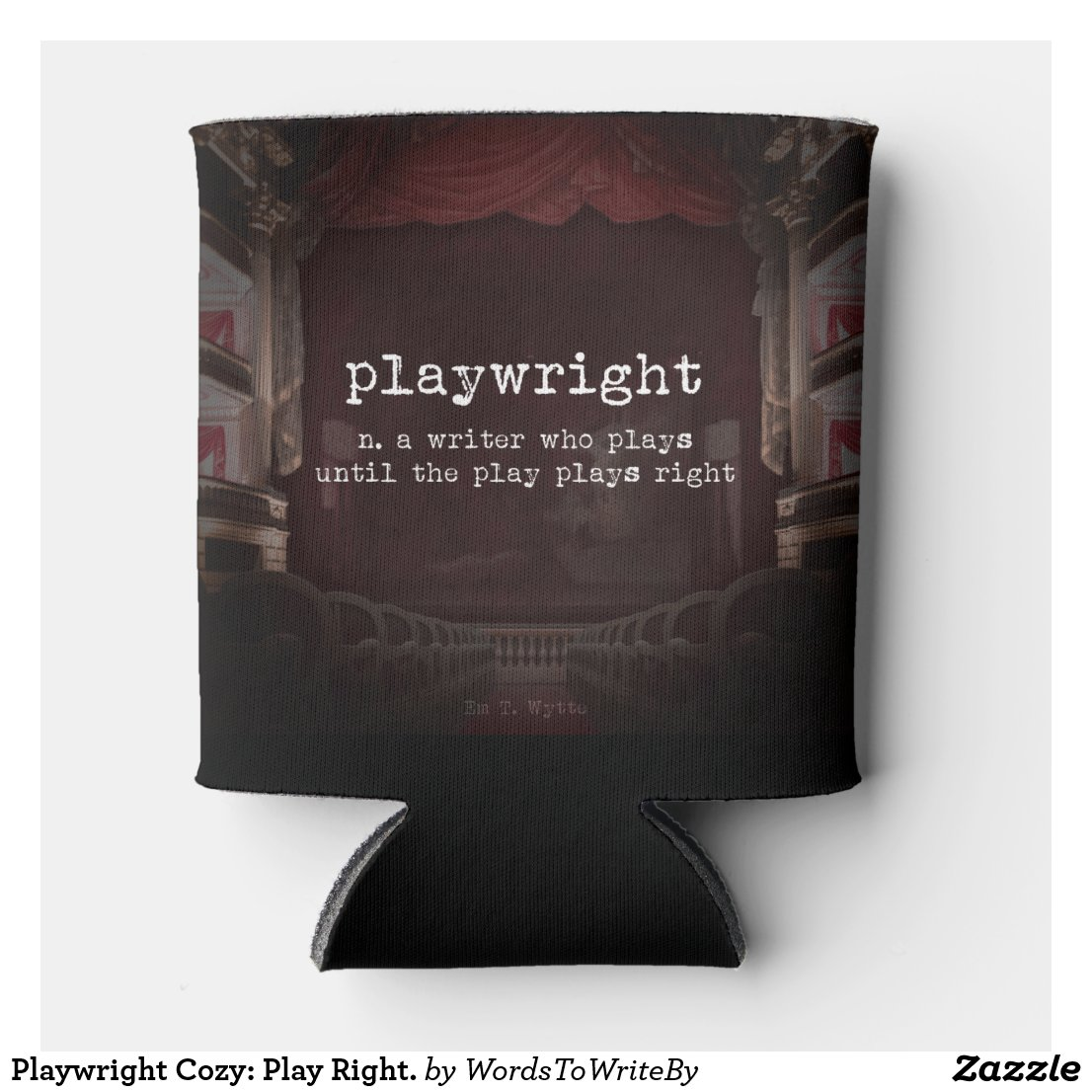 Playwright Cozy: Play Right.