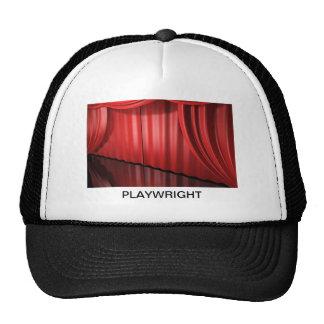 Playwright Trucker Hats
