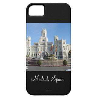 Plaza de Cibeles, caso del iPhone 5 de Madrid Funda Para iPhone SE/5/5s
