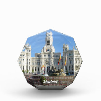 Plaza de Cibeles, Madrid Award