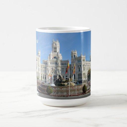 Plaza de Cibeles, Madrid Mug