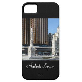 Plaza de Colon, caso del iPhone 5 de Madrid Funda Para iPhone SE/5/5s