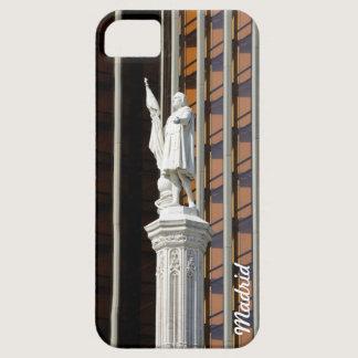 Plaza de Colon, Madrid iPhone SE/5/5s Case