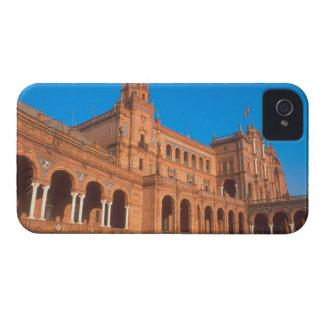 Plaza de Espana in Seville, Spain. iPhone 4 Case-Mate Case