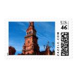 Plaza De Espana Postage Stamps