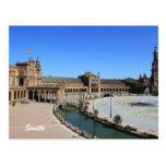 Plaza de España, Sevilla Post Card