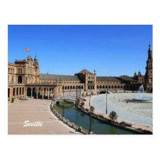 Plaza de España, Sevilla Postales