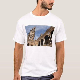Plaza de Espana, Seville, Andalusia, Spain T-Shirt