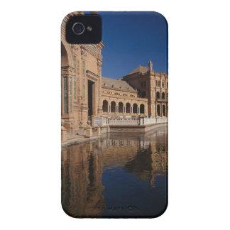 Plaza de Espana, Seville, Spain Case-Mate iPhone 4 Case