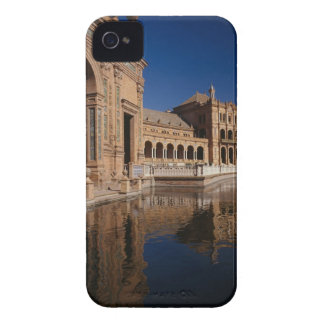 Plaza de Espana, Seville, Spain Case-Mate iPhone 4 Case