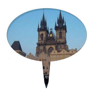 Plaza de la República Checa de Praga Praga vieja Figura De Tarta