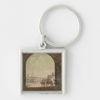 Plaza de Mayo, Buenos Aires, Argentina, from 'Le C Keychain