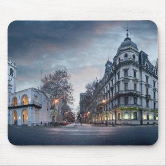 Plaza De Mayo Square Mouse Pad