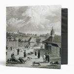 Plaza de San Carlos de Chiloe, 1835]
