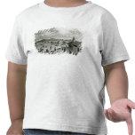 Plaza de San Carlos de Chiloe, 1835] Camisetas