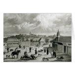 Plaza de San Carlos de Chiloe, 1835] Felicitación